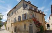 RCG001, Onroerend goed in het historische centrum van Rocca Ciglè