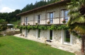 NLB028, A Langhe stone farmhouse with pool