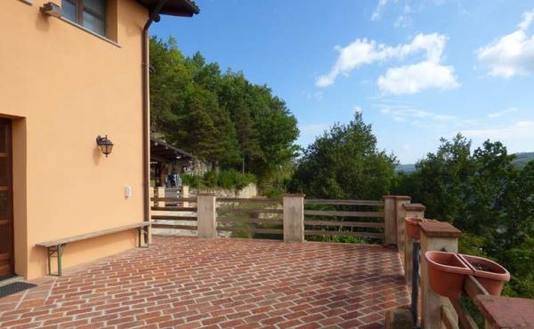 Villa panoramica Cortemilia giardino (77)