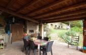 Villa panoramica Cortemilia giardino (41)